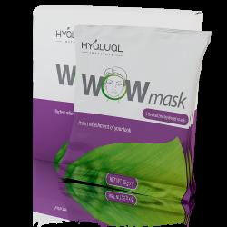 WOW Mask - Máscara Facial de Hidrogel